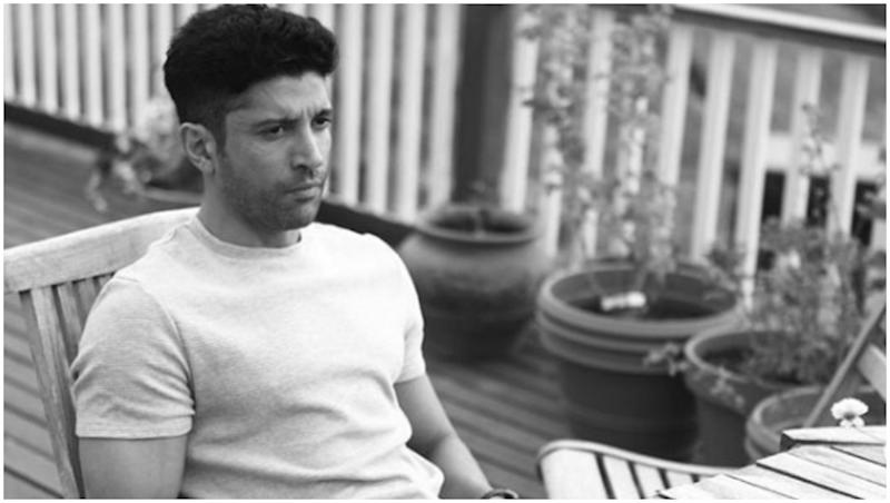 Farhan Akhtar Tops Headlines Again, but It Is Not for a Pic With Girlfriend Shibani Dandekar! This 'Late' Tweet Lands Actor in Trouble