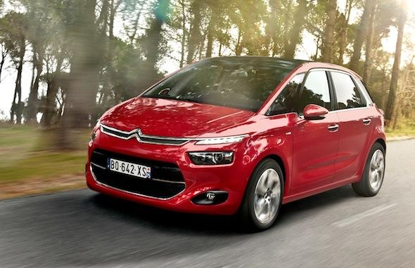 First drive: Citroen C4 Picasso