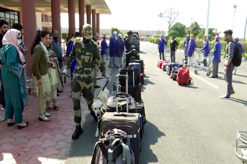 Second Batch of 250 Indians Stranded in Pakistan Due to Covid-19 Lockdown Return Home