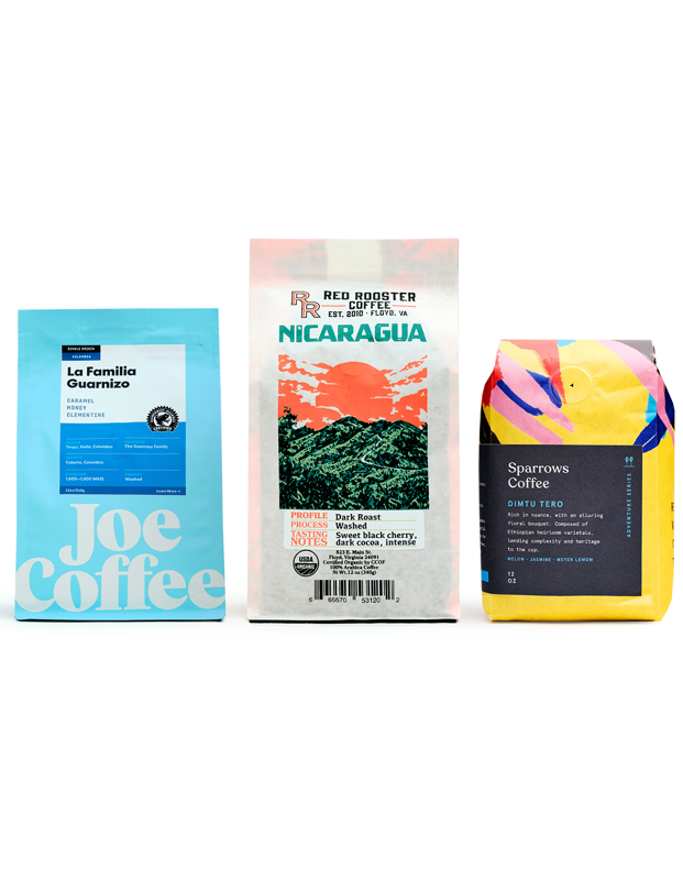 """If Dad is less of a coffee globetrotter and cares more about bean freshness, set him up with a <a href=""""https://www.glamour.com/gallery/coffee-subscription-boxes?mbid=synd_yahoo_rss"""" rel=""""nofollow noopener"""" target=""""_blank"""" data-ylk=""""slk:coffee subscription"""" class=""""link rapid-noclick-resp"""">coffee subscription</a> to Trade Coffee. He'll get to sample small-batch coffee from local roasters, and each order is fine-tuned to his taste buds. $60, Trade Coffee. <a href=""""https://www.drinktrade.com/gifts/step/select"""" rel=""""nofollow noopener"""" target=""""_blank"""" data-ylk=""""slk:Get it now!"""" class=""""link rapid-noclick-resp"""">Get it now!</a>"""