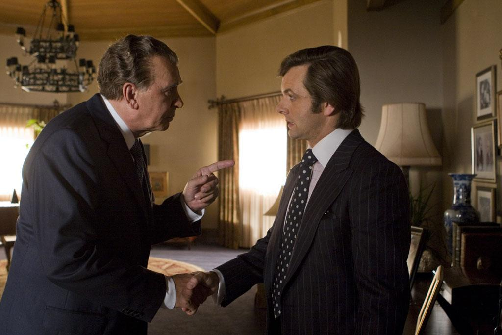 "4 NOMINATIONS -- <a href=""http://movies.yahoo.com/movie/1809928835/info"">Frost/Nixon</a>  Best Picture  Best Actor - Frank Langella  Best Director - Ron Howard  Best Writer - Peter Morgan"