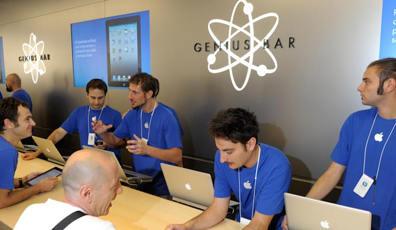 Steve Jobs thought Genius Bar would flop