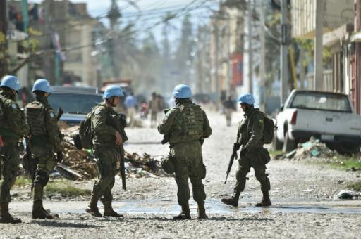 UN chief proposes shutting down Haiti peacekeeping mission