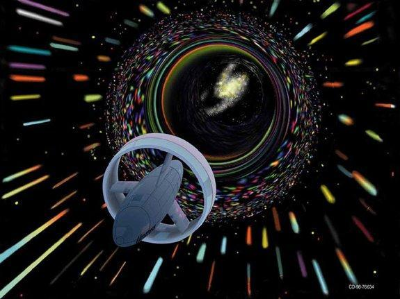 Antimatter and Fusion Drives Could Power Future Spaceships