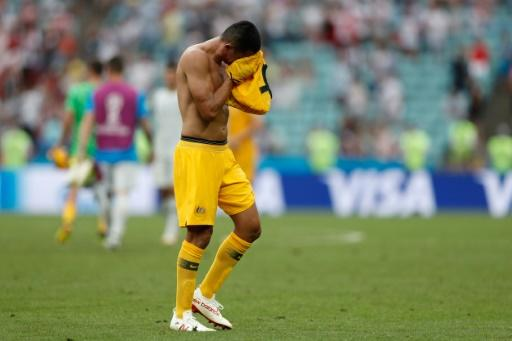 Record goal-scorer Tim Cahill made only a cameo appearance