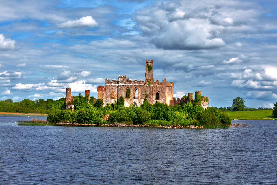 This Irish town is home to the Bunratty Castle, where you can enjoy a four-course medieval banquet serenaded by musicians. It's also a 50-minute drive from the 700-feet tall Cliffs of Moher, one of Ireland's most popular attractions. Median price: £121.16. Percentage price change: -62%. <em>[Photo: Getty]</em>