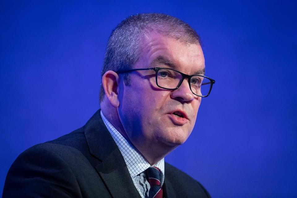 Chair of the National Police Chiefs' Council Martin Hewitt (Dominic Lipinski/PA) (PA Archive)