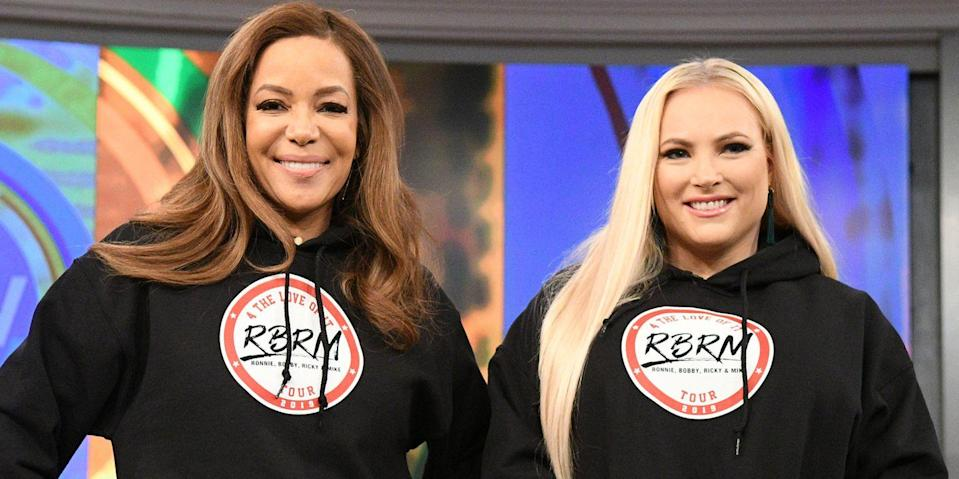 """The View"" Star Meghan McCain Shared Her Feelings About Sunny Hostin in a Personal Instagram"