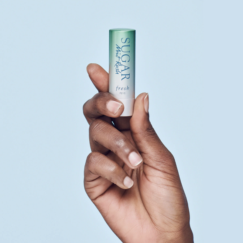 A 24-hour moisturizing lip treatment that delivers a burst of cooling minty freshness. (Credit: Sephora)