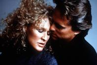 <p>Michael Douglas had produced Carpenter's 'Starman,' which may have helped him get offered this erotic thriller starring Douglas and Glenn Close, but Carpenter hated the script. Adrian Lyne ultimately directed it. (Picture credit: Paramount) </p>