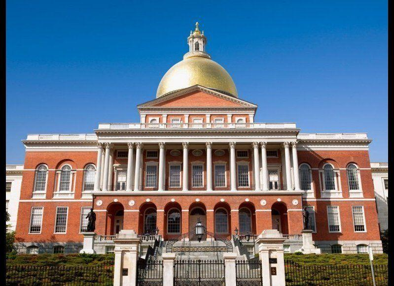 <strong>MASSACHUSETTS STATE HOUSE</strong> Boston, Massachusetts <strong>Year completed:</strong> 1798 <strong>Architectural style:</strong> Federal <strong>FYI:</strong> The gleaming dome of the Massachusetts State House was not always metal. The original wooden topper leaked, so it was remodeled and covered in copper by a noteworthy company: Paul Revere and Sons. <strong>Visit:</strong> Guided tours are offered Monday through Friday, from 10 a.m. to 3:30 p.m. Reservations are required.