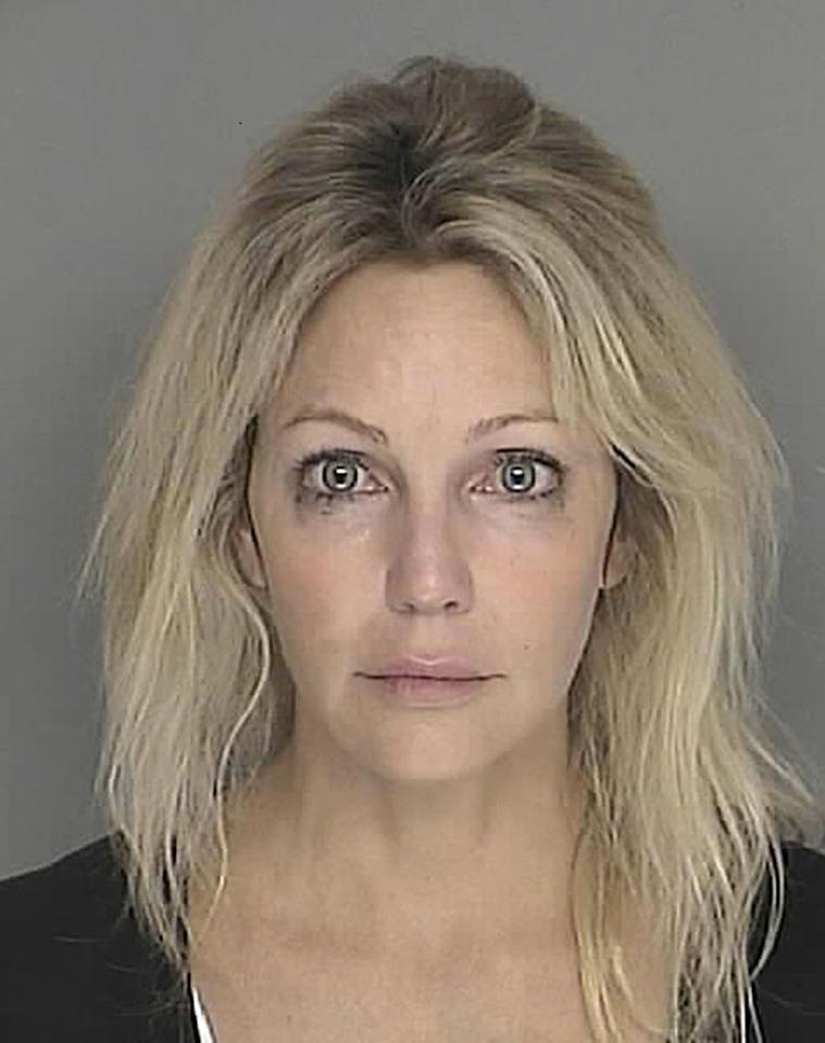 "<span class=""st""><b>Who:</b> Heather Locklear<br /><b>What:</b> Arrested on suspicion of DUI<br /><b>Where:</b> Santa Barbara, California<br /><b>When:</b> September 27, 2008<br /></span>"