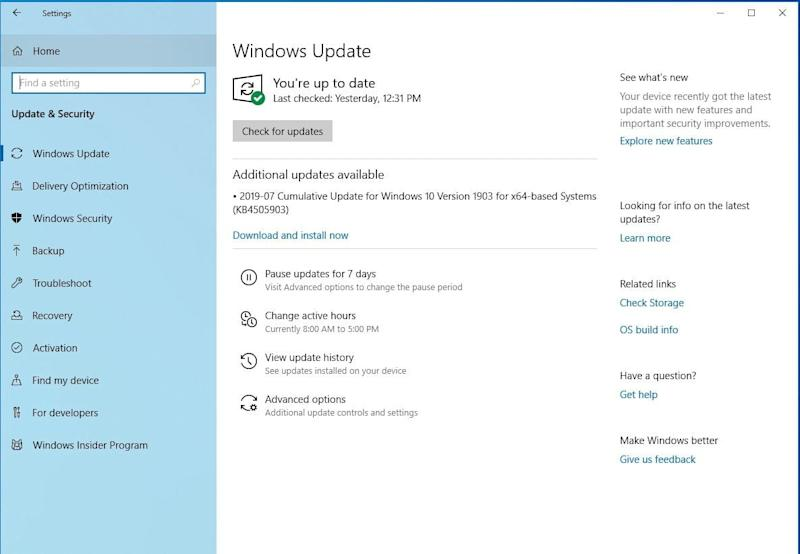 Windows Update Fixit >> Windows Update Not Working After May 2019 Update Here S How To Fix It