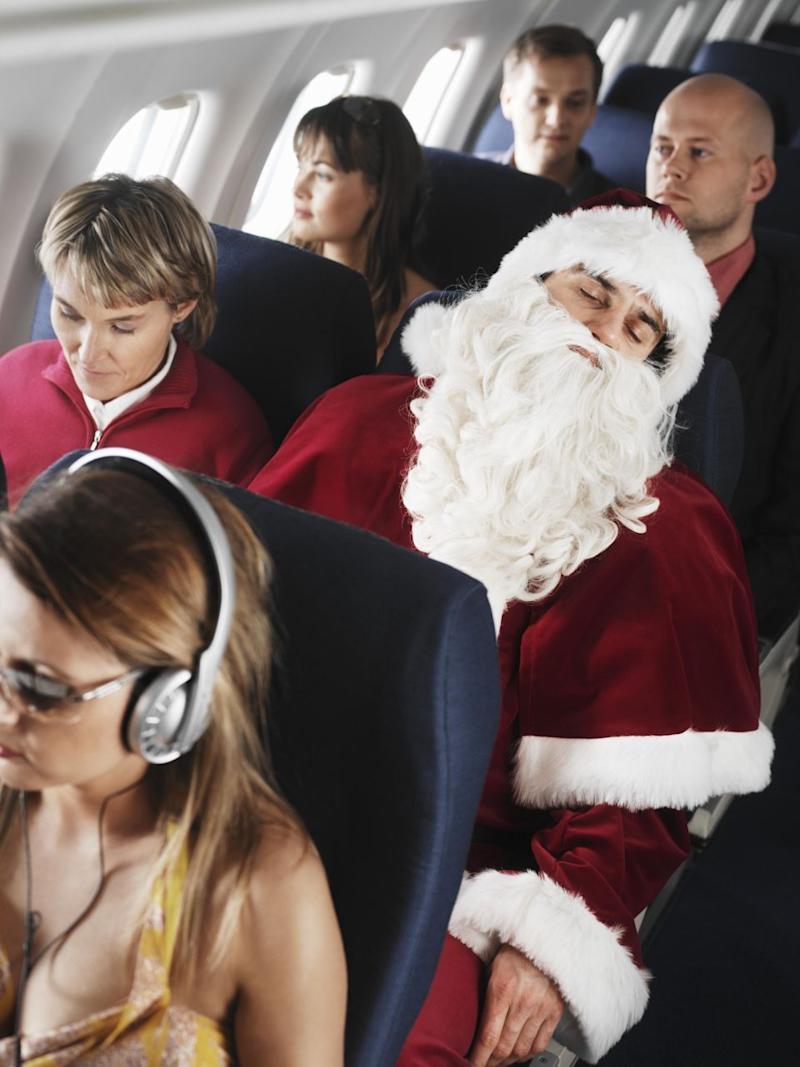 The airlines will also reportedly play festive music while customers are boarding. Photo: Getty Images