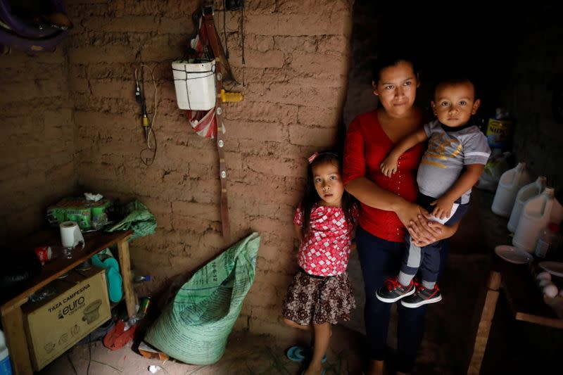 Honduran toddler reunited with mother after being found alone in Mexico