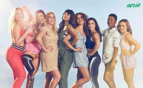 Aerie Continues to Accelerate Growth, Expands #AerieREAL Role Model Family
