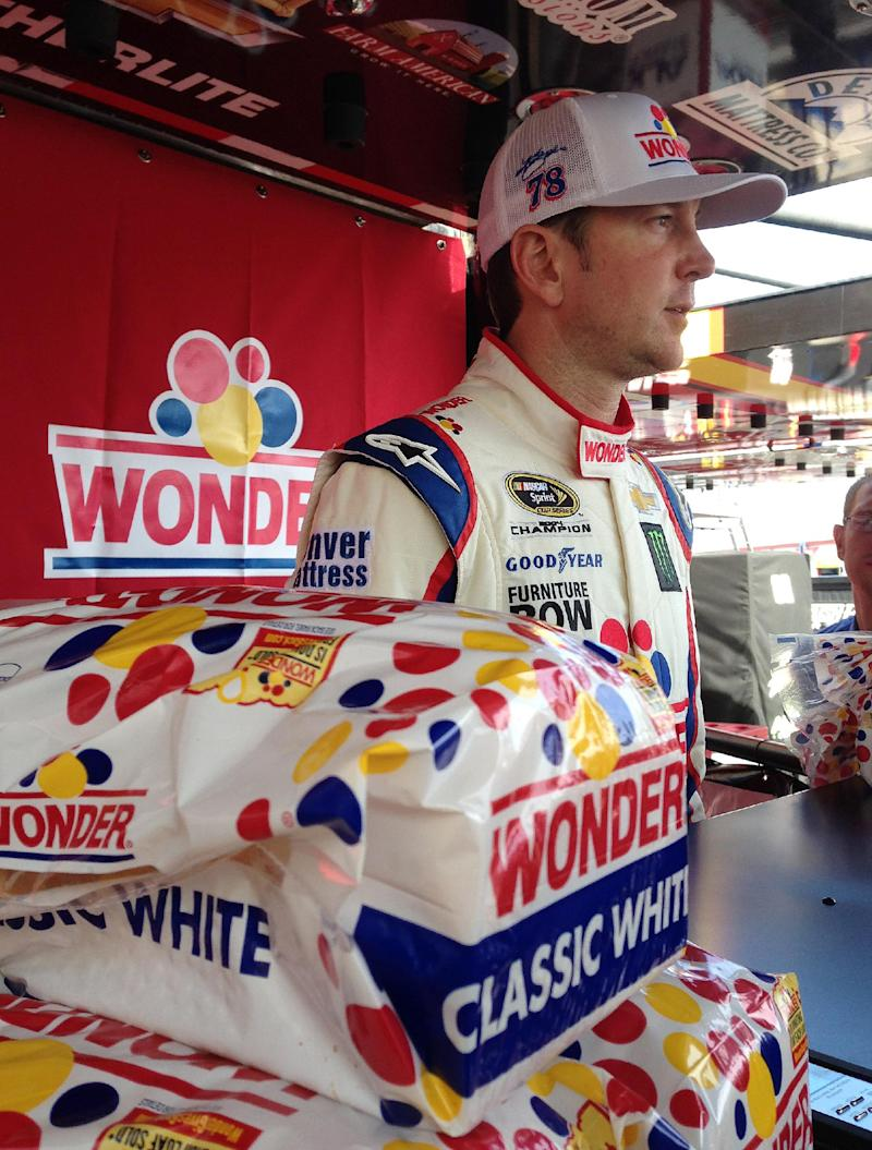 Column: NASCAR is just one long Ricky Bobby movie