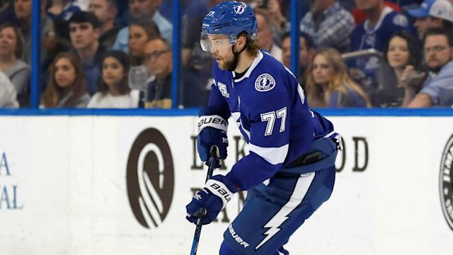 Hedman, the reigning Norris Trophy winner, has been named a finalist for the third straight year.
