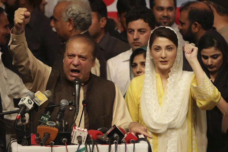 Nawaz Sharif, Daughter Maryam Nawaz's Jail Term Suspended by Pakistan Court, to be Released Soon