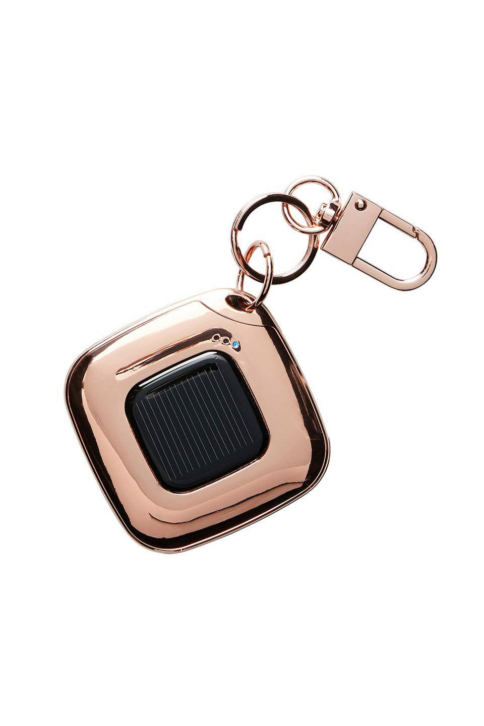 """<p>Who isn't running out of battery by last period?</p><p>Anthropologie solar portable charger, $34, <a href=""""https://www.anthropologie.com/"""" rel=""""nofollow noopener"""" target=""""_blank"""" data-ylk=""""slk:anthropologie.com"""" class=""""link rapid-noclick-resp"""">anthropologie.com</a></p>"""