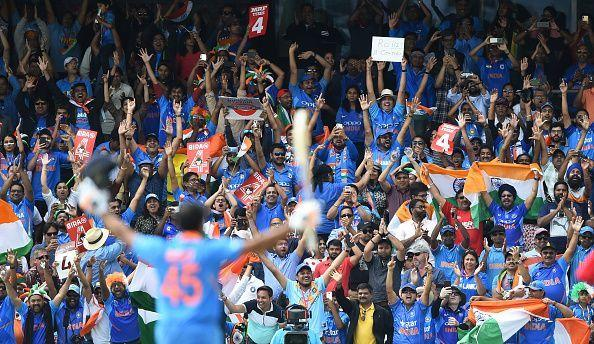 Sharma made the World Cup his own, courtesy of some brilliant knocks against big oppositions.