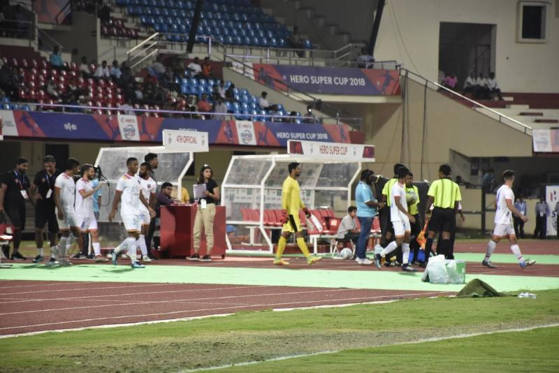 FC Goa - Jamshedpur FC Brawl: Six players handed two-match suspension by AIFF