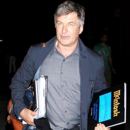 Alec Baldwin unimpressed by fellow actors