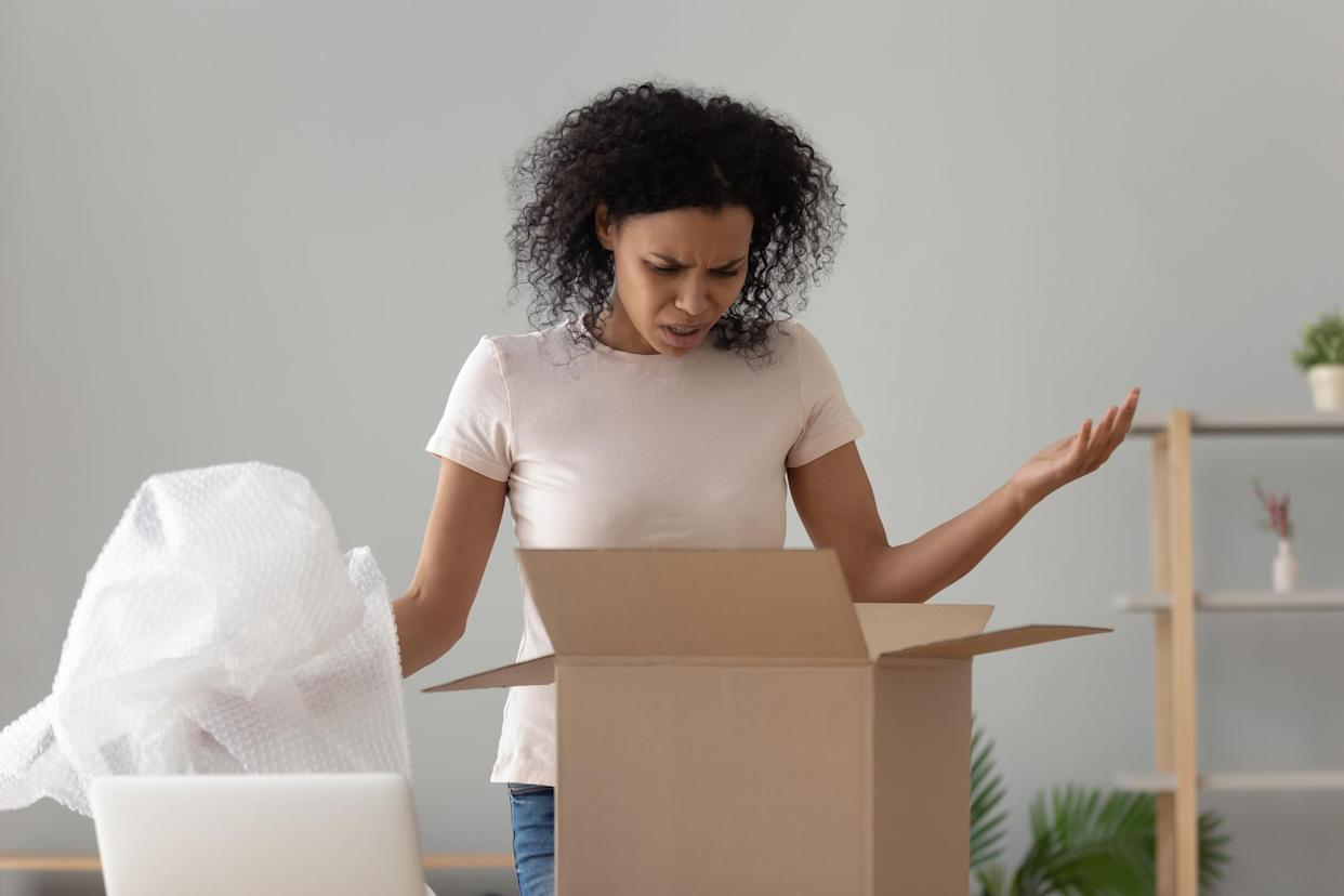 People are receiving unsolicited packages in the post. (Getty Images)