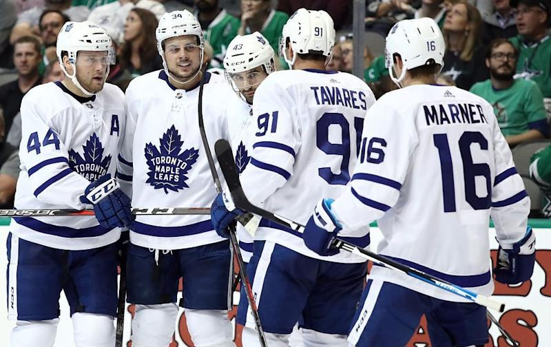 Stop worrying about Maple Leafs  salary cap situation e0fa85e63
