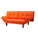 "<div class=""caption-credit""> Photo by: target.com</div><b>In: Fold-out loungers.</b> The high-brow version of the futon requires far less elbow grease. Just a click and clack and you've got yourself a sleeper. Plus when it's in couch formation, it actually looks like a couch! <br> <a rel=""nofollow noopener"" href=""http://yhoo.it/HPLPmc"" target=""_blank"" data-ylk=""slk:[Related: Cheap (and Chic) Furniture by Craigslist]"" class=""link rapid-noclick-resp"">[Related: Cheap (and Chic) Furniture by Craigslist]</a>"