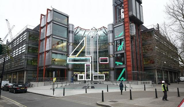 Channel 4 headquarters in Horseferry Road