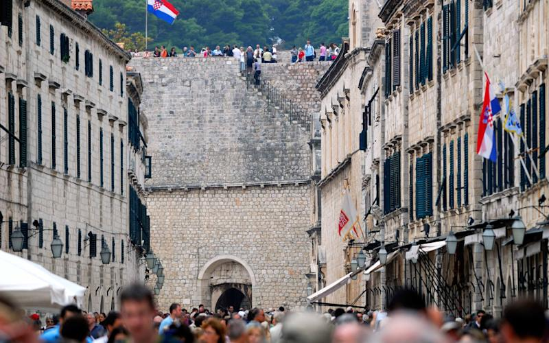 Dubrovnik is one of the cities in Europe to charge a tourist tax - getty