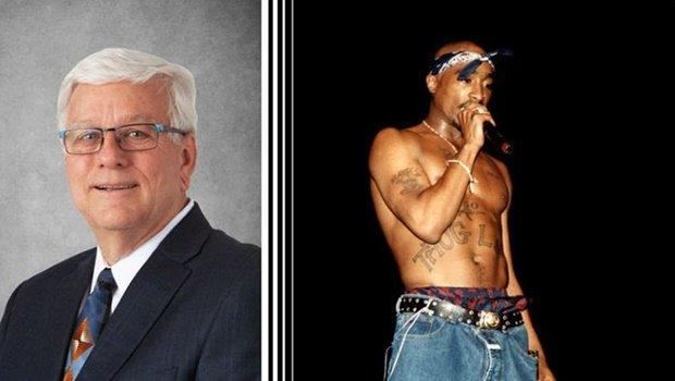 US official with Tupac Shakur obsession gets sacked