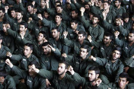 Iran's IRGC to treat U.S.  troops like Daesh if blacklisted