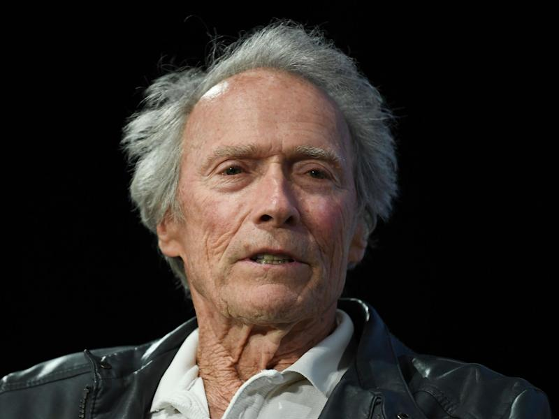Clint Eastwood directed the Richard Jewell film, which was largely ignored during awards season: AFP/Getty