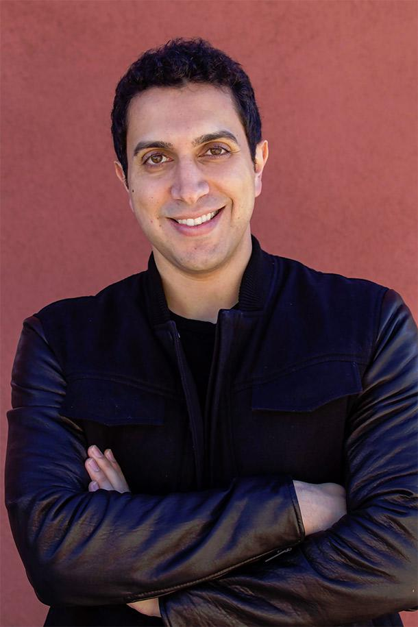 Tinder Co-founder Sean Rad on the Hot Dating App's Viral Success