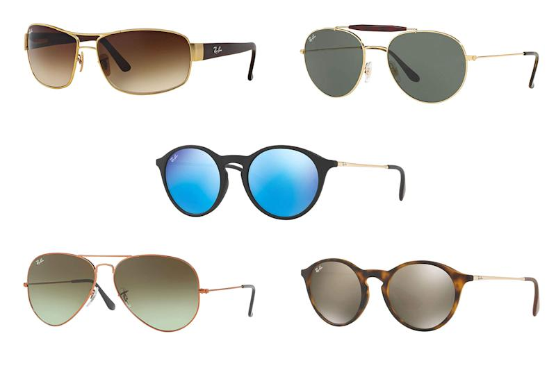 3a1337aad4cfc Celebrities Love These Ray-Ban Sunglasses — And They re 50% Off Today