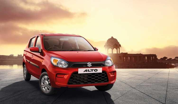 Maruti drives in new Alto 800, price starts at Rs 2.93 lakh