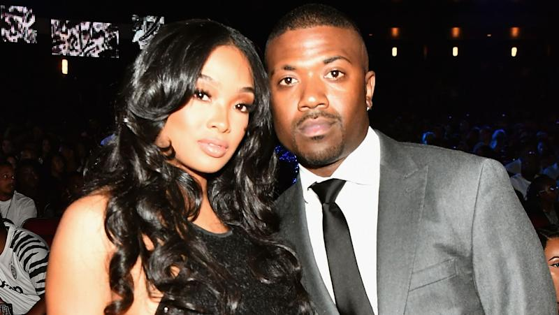 Ray J Still in Las Vegas Despite Pregnant Princess Love's Claims