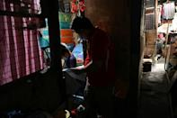 A year after the coronavirus pandemic sent the Philippines into a months-long lockdown, classrooms across the country remain empty and children are still stuck at home