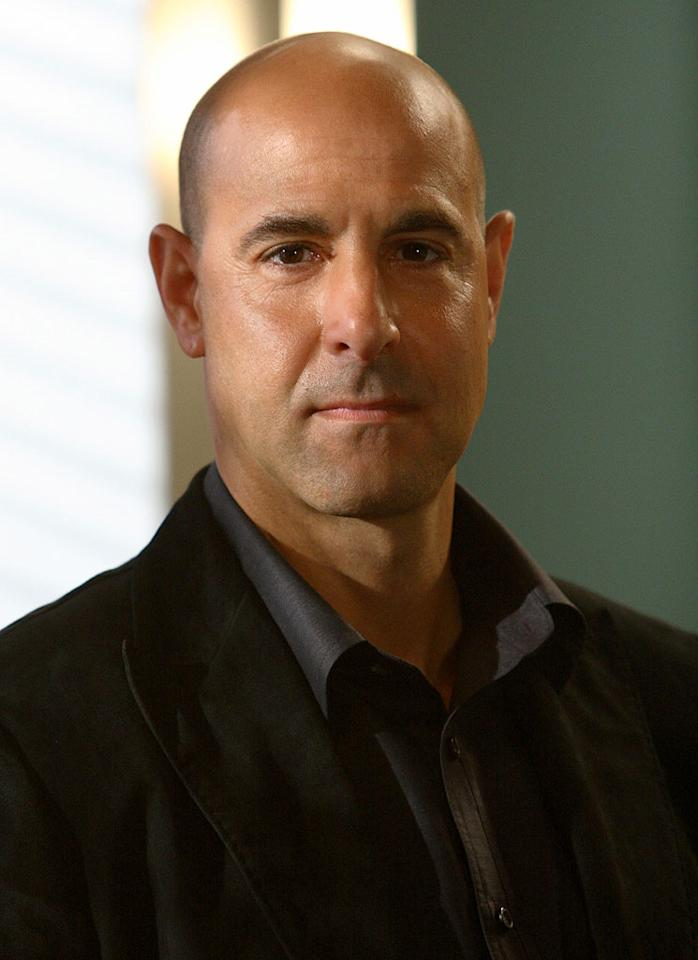 Stanley Tucci stars as Dr. Doug Hanson in 3 Lbs. on CBS.