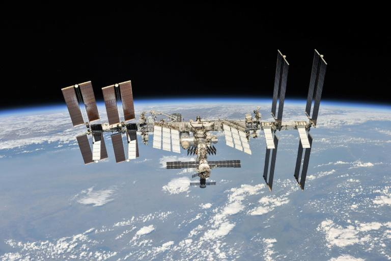SpaceX already carried out its own successful uncrewed mission to the International Space Station in March (AFP Photo/HO)