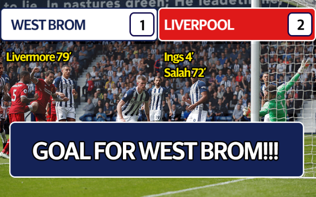 west brom goal