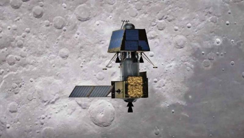 Chandrayaan 2: Exact Location of Vikram Lander on Moon's Surface Traced, Communication Yet to be Established, Says ISRO Chief K Sivan