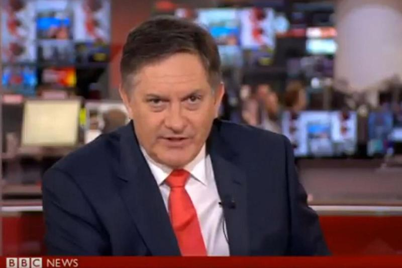 Simon McCoy has gained a following of fans due to somewhat lacklustre royal coverage