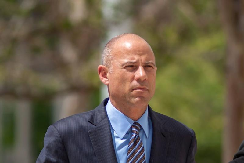 "Avenatti tweeted claims that he mishandled client money are ""bogus nonsense."""