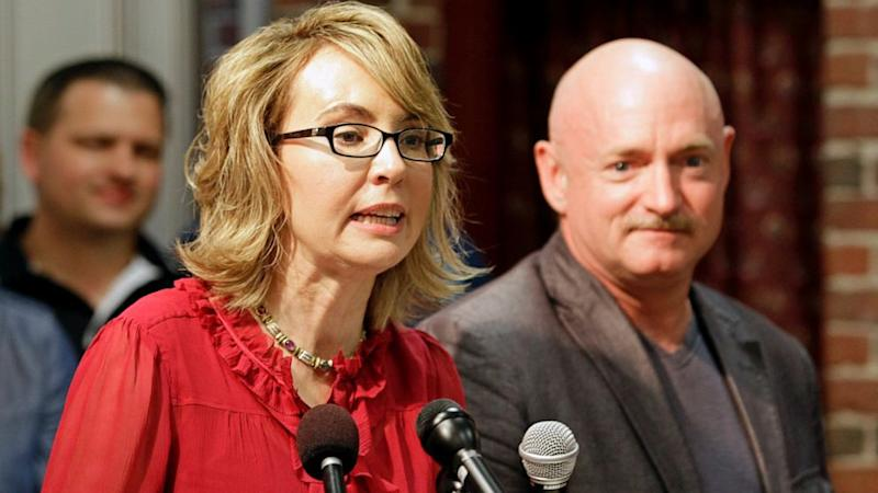 Gabby Giffords Drops a 'Maybe' About Her Political Future