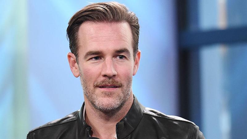 James Van Der Beek Says He's Experienced Sexual Harassment in Hollywood: 'I've Had My A** Grabbed'