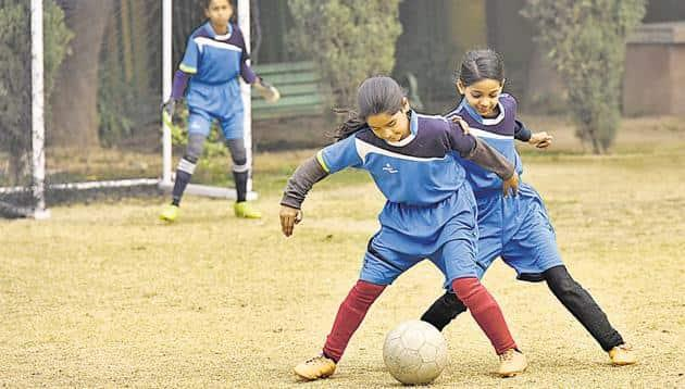 'A dream come true': NDMC's football training project for under-10 girls