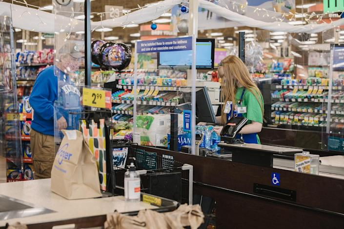 Grocery Stores Stock Toys As Holiday Shopping Season Begins (Scotty Perry / Bloomberg via Getty Images)